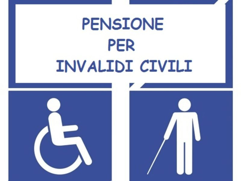 pensione invalidità aumento