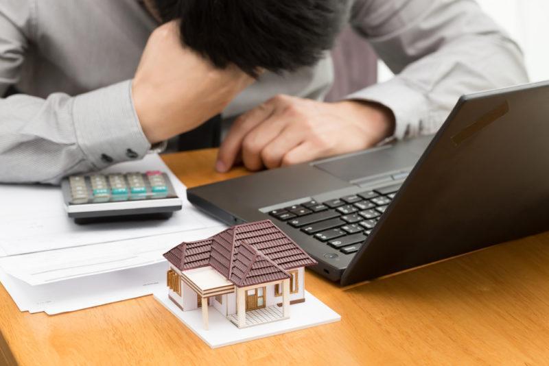 eccessivo indebitamento